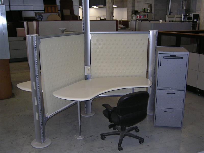 Used Cubicles - Inventory